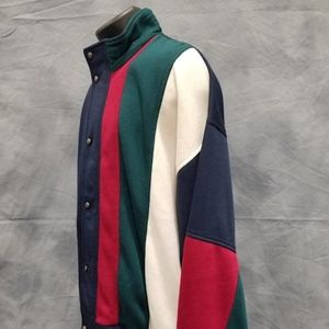 CHRISTIAN DIOR Colorblock Jacket.       Authentic
